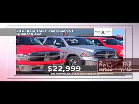 2018 Ram 1500 Big Horn West Monroe, LA | Ram Truck Month Deals Bossier City LA