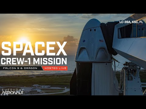 Watch SpaceX Launch NASA and JAXA Astronauts to the ISS!