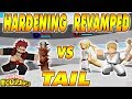 New 220k code hardening revamped vs tail boku no roblox remastered mp3