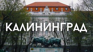 Калининград. Путешествие в нулевые
