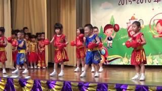李靜賢 東華三院力勤幼稚園(2015-16年度結業禮暨頒獎典禮)