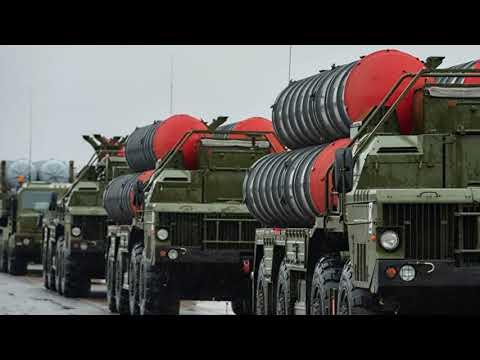 Российские зенитно ракетные системы С- 400 Триумф самые мощные системы ПВО в мире