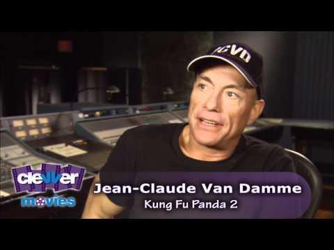 Jean-Claude Van Damme 'Kung Fu Panda 2' Interview
