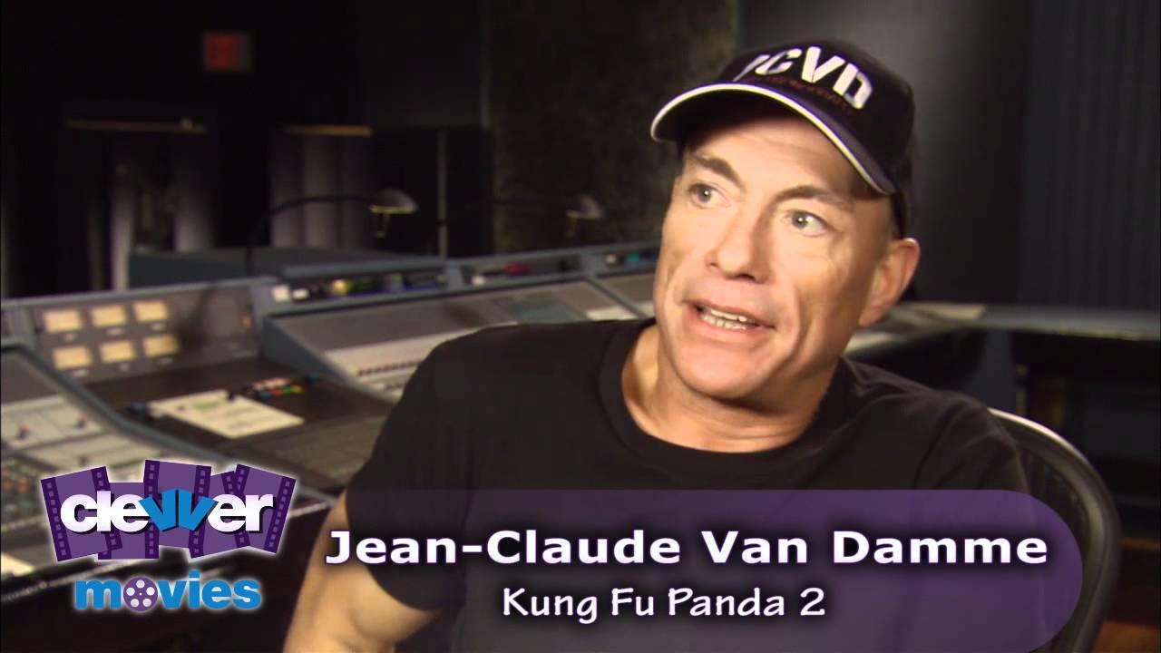 kung fu panda 2 jean claude van damme