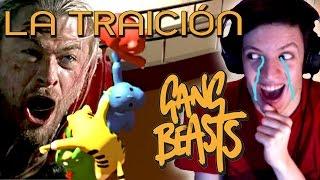 Video de CÓMO ME DEJO DE REÍR?! | Gang Beasts #2