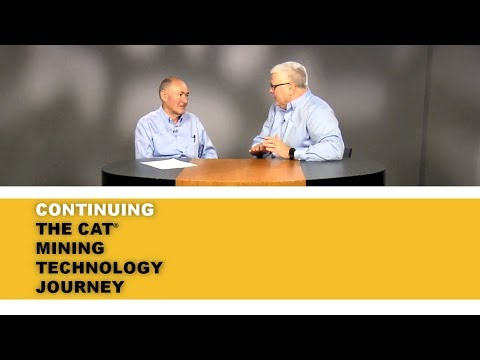 Webinar - Continuing the Cat® Mining Technology Journey