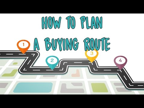 How to plan a buying route for amazon fba sellers making money from home with oaxray