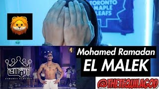 Mohamed Ramadan - EL MALEK 2018 | محمد رمضان - الملك (Music Video) FOREIGN REACTION