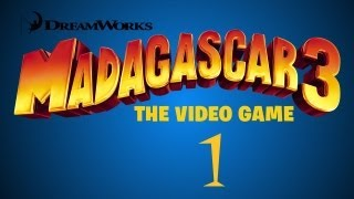 Madagascar 3: The Video Game Walkthrough Part 1 (Countryside: Mission 1)(Welcome to TheVirtualGam3r's walkthrough of Madagascar 3. Please enjoy., 2012-06-05T21:20:23.000Z)