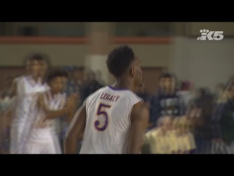 Highlights from Garfield's Jaylen Nowell, as he reaffirms his UW commitment