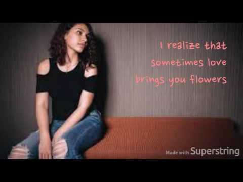 River of Tears- Alessia Cara (lyrics)
