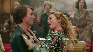 Mamma Mia! Here We Go Again - Waterloo (Lyrics) 1080pHD