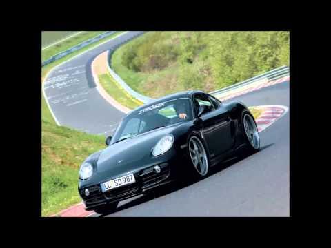 2006 Strosek Porsche Cayman Youtube