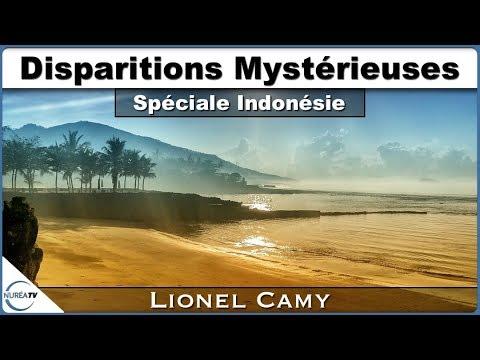 « Disparitions Mystérieuses : Spéciale Indonésie » (1/2) avec Lionel Camy - NURÉA TV