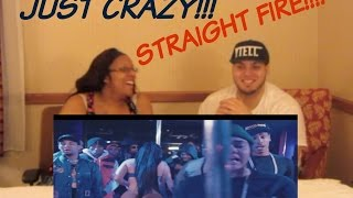 YOUNG MA HOT SAUCE REACTION!!!