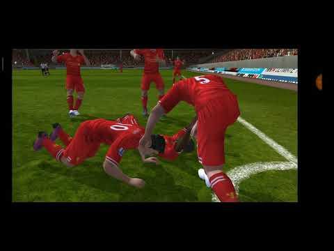 СКАЧАЛ FIFA 14 НА ANDROID! ПЕРВЫЙ МАТЧ