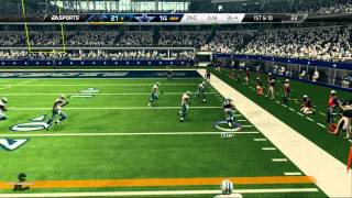 Madden NFL 25 Full Game: Panthers at Cowboys