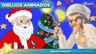UN CUENTO DE NAVIDAD + DULCE NAVIDAD | Cuentos infantiles para dormir y Canciones de Navidad