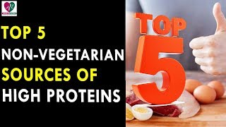 Top 5 Non-Vegetarian Sources of High Proteins - Health Sutra - Best Health Tips
