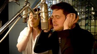 Michael Bublé - Help Me Make It Through The Night (feat. Loren Allred) [ Track by Track]