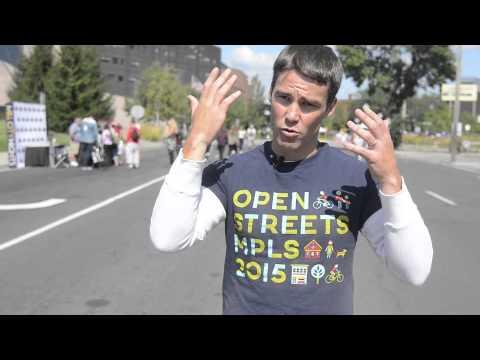 Open Streets Minneapolis 2015 - University of Minnesota