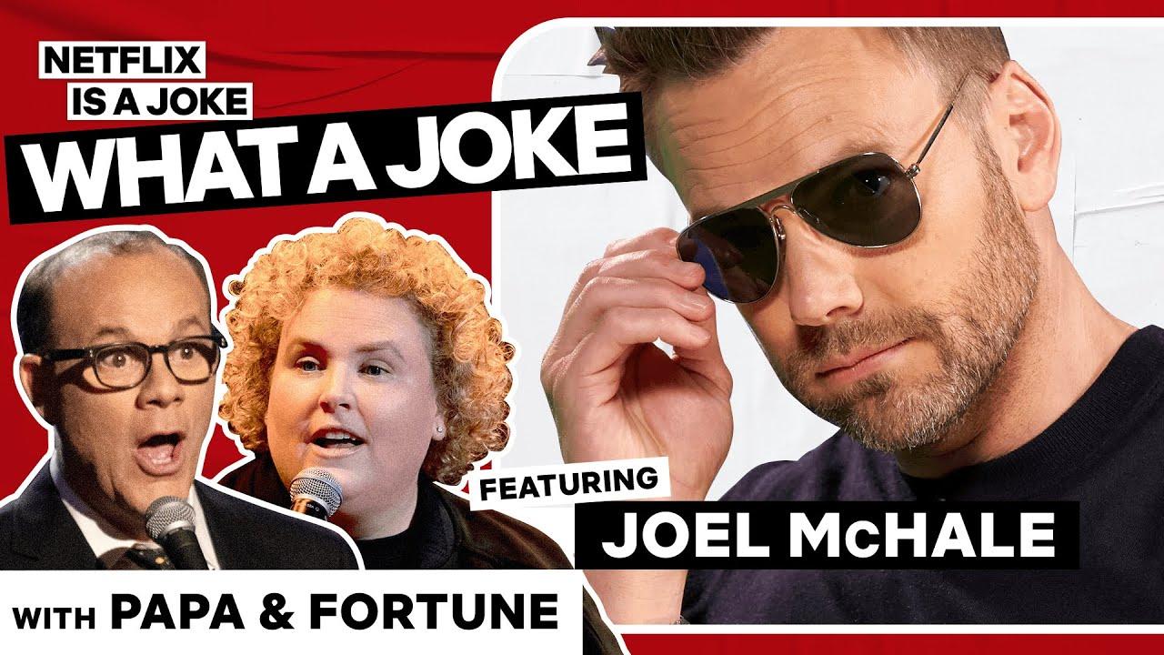 Joel McHale Forgot All His Standup Jokes