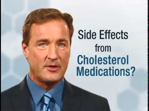 Statin side effects from your cholesterol medications