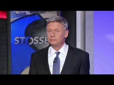 Gary Johnson: Our military interventions have made things worse