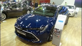 2019 Toyota Corolla Touring Sports Hybrid - Exterior and Interior - Auto Salon Bratislava 2019