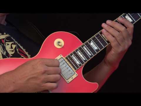 Basic Rock Modes - Guitar Lesson
