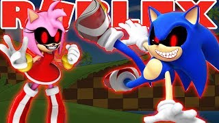 ROBLOX | Sonic and Amy *Twisted* Level