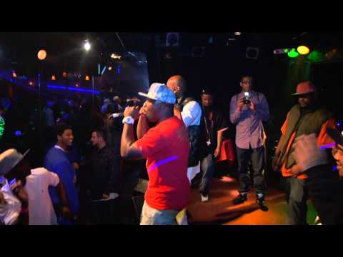 THE JACKA LIVE AT THE PLANET
