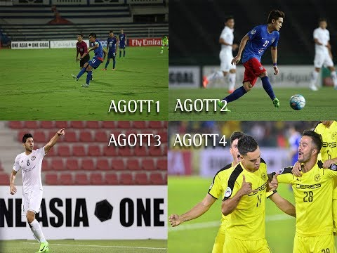 Allianz AFC Cup 2017 Goal Of The Tournament