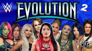 WWE PLANNING EVOLUTION 2 IN AUGUST?