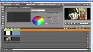 Эффект картинка в картинке. Pinnacle Studio 14.(Инструкция пользователя по видео редактору Pinnacle Studio Скачать программы использованные в видео уроках можн..., 2012-01-22T14:40:22.000Z)