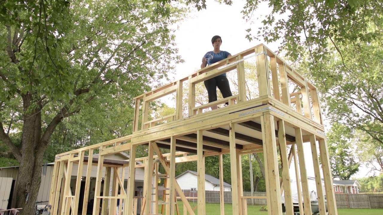 Tiny House Build Step 7