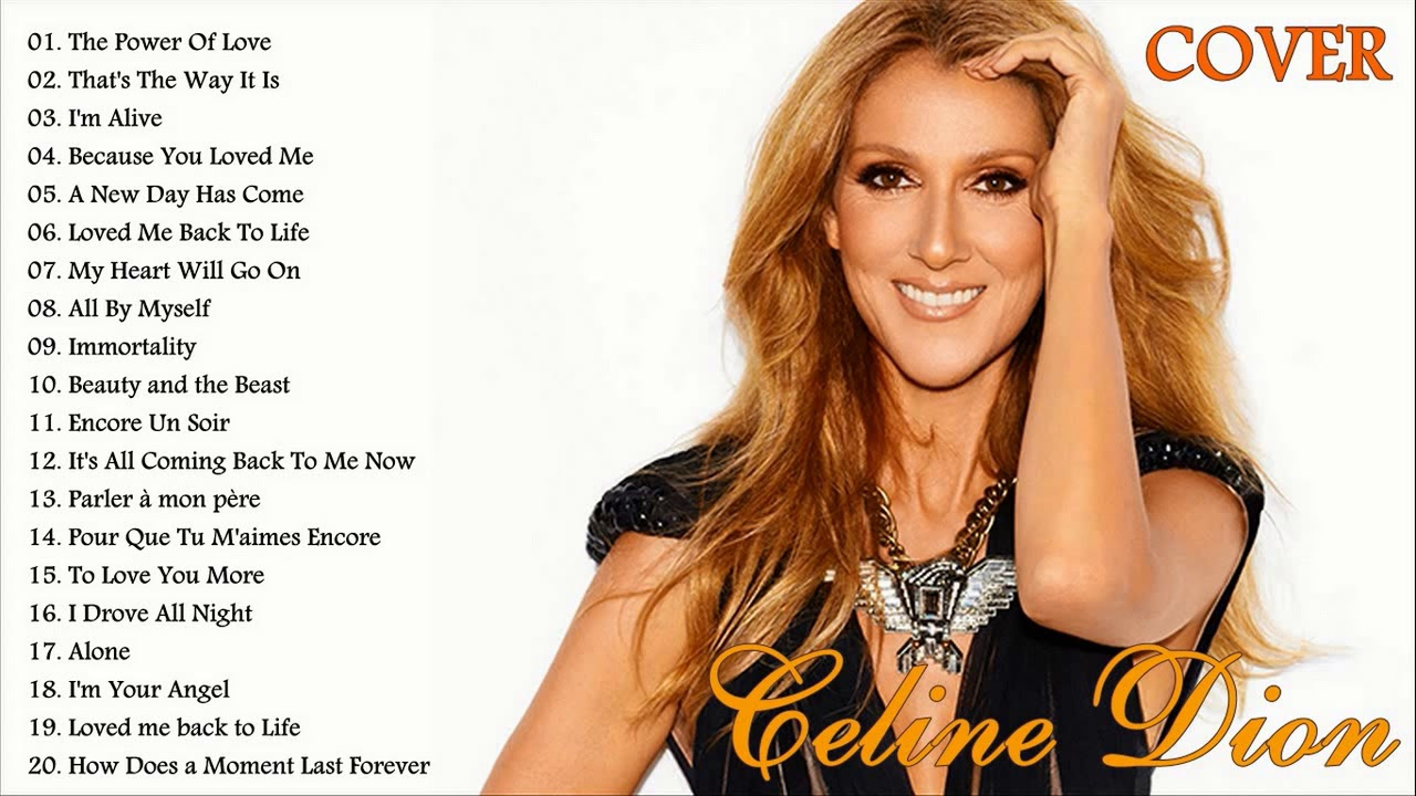 Celine dion greatest hits youtube