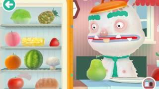 Toca Kitchen 2 - Vegetable Soup | Овощной Суп | Toca Boca | Мультик (ИГРА). Children's cartoon
