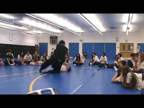 Santa Monica High School self defense training for women