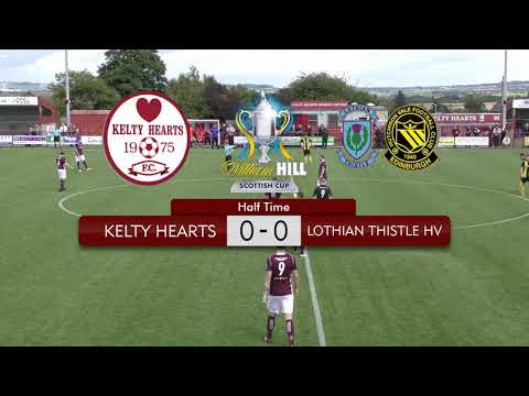 Kelty Hearts v Lothian THV - William Hill Scottish Cup Prelim rd 1, 12/8/17