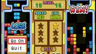 Camstudio/ Camtasia Test 1: Dr. Mario/ Puzzle League