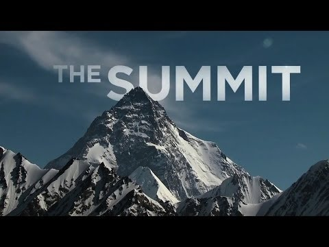 THE SUMMIT- Interview with Director NICK RYAN & Climber PEMBA GYALJE SHERPA. [HD] 2013