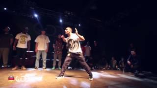 Majid vs Isaac M.I.K Kyere | World of Dance Germany 2015 | Hip Hop Final Battles