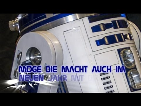 star wars neujahrsw nsche lustig youtube. Black Bedroom Furniture Sets. Home Design Ideas