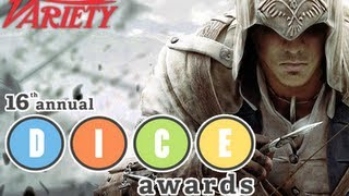 16th Annual D.I.C.E. Awards Promo