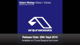 Adam Nickey - Altara (Sunny Lax Remix)