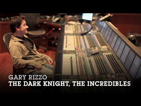 Gary Rizzo  'The Dark Knight,' 'The Incredibles'
