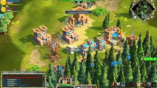 Age of Empires Online - Egyptian - PvP Strategy (1)