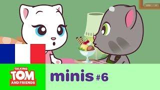 Talking Tom and Friends Minis - Emploi à mi-temps (Épisode 6)
