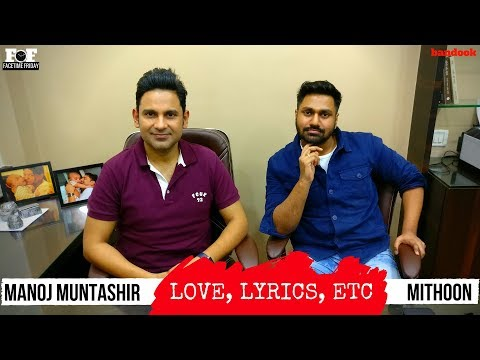 Candid story of Main Phir Bhi Tumko Chahunga with Mithoon & Manoj Muntashir | Latest interview